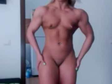 Euro Teen Female Bodybuilder Cam