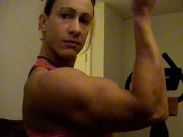 Muscle MILF Quick Live Show